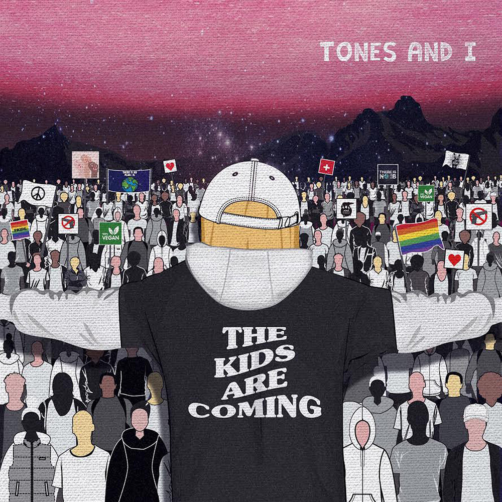 Tones and I - The Kids Are Coming EP [Vinyl]