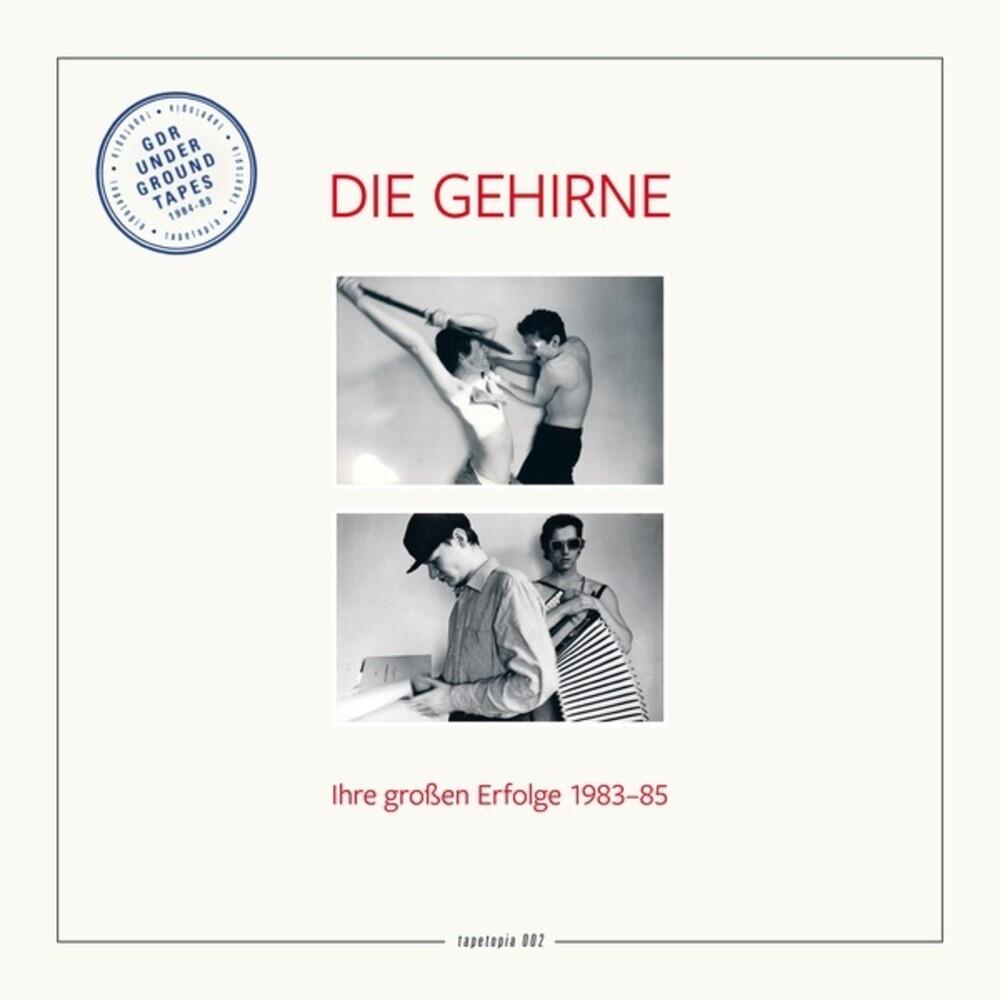 Die Gehirne - Tapetopia 002: GDR Underground Tapes
