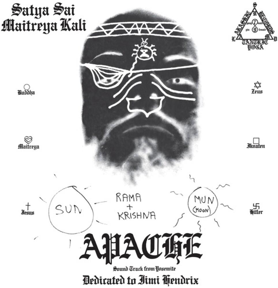 Craig Smith / Maitreya Kali - Apache / Inca