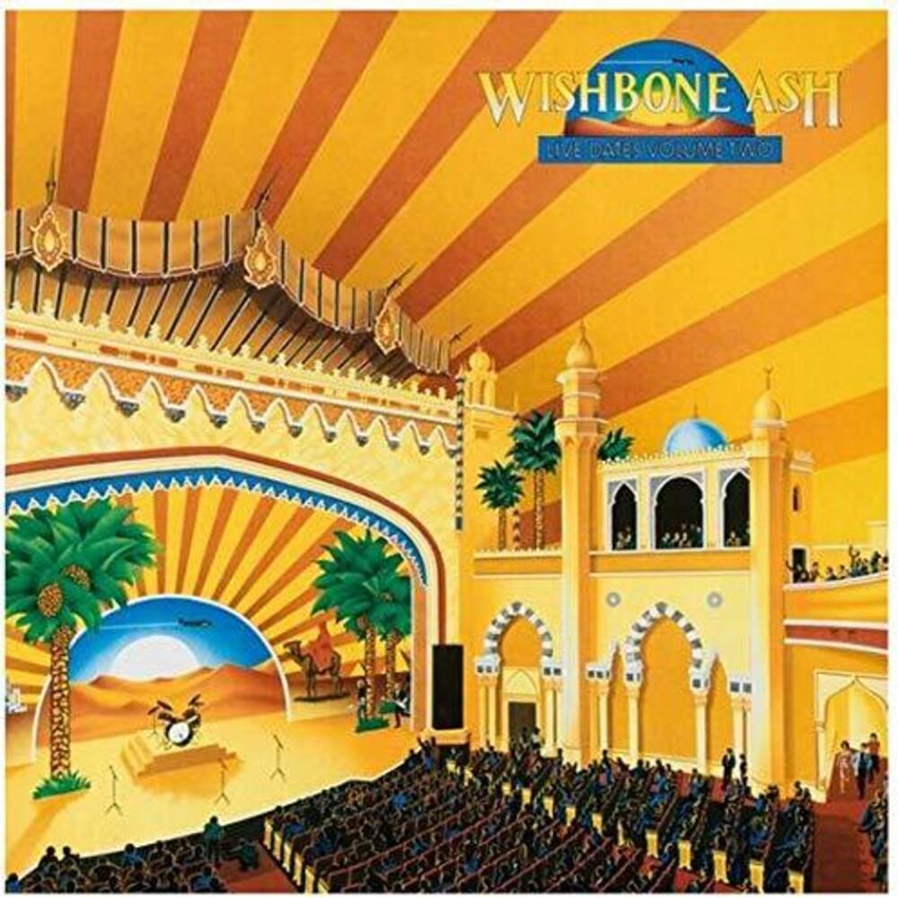 Wishbone Ash - Live Dates Ii [Indie Exclusive] (Blue) (Ylw) [Indie Exclusive]