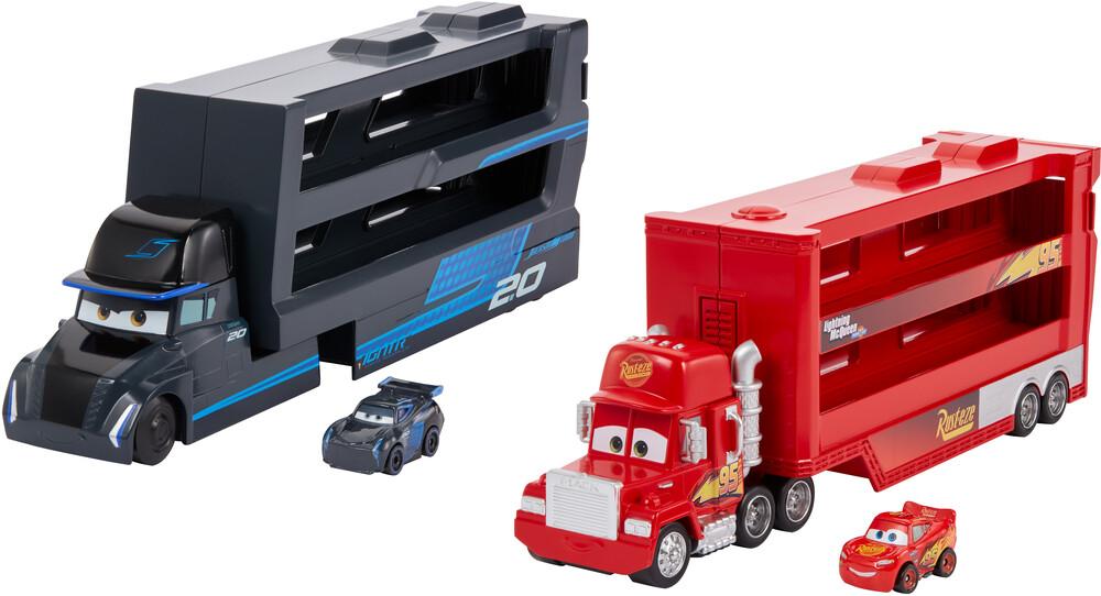 - Mattel - Cars Mini Racers Transporter Assortment (Disney/PIXAR)