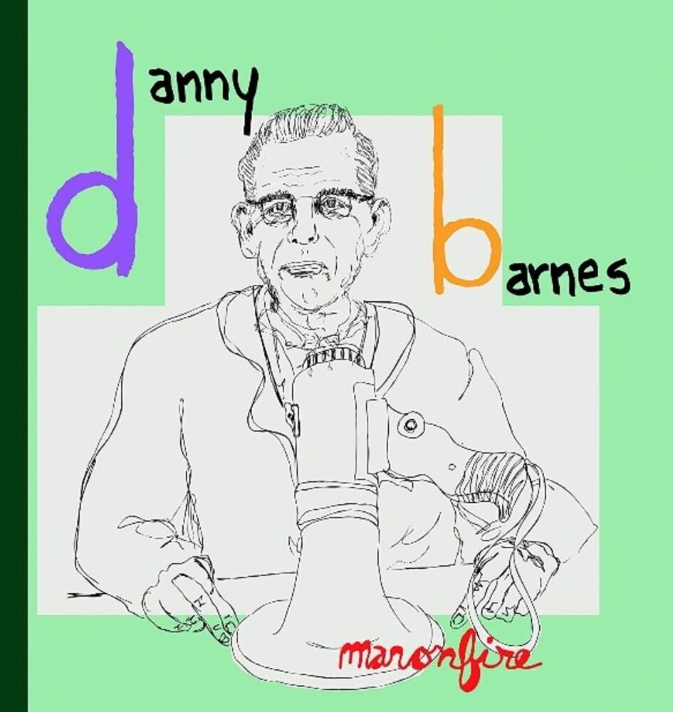 Danny Barnes - Man On Fire [LP]