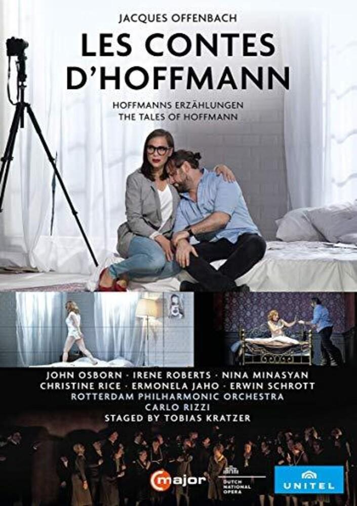 - Contes D'hoffmann