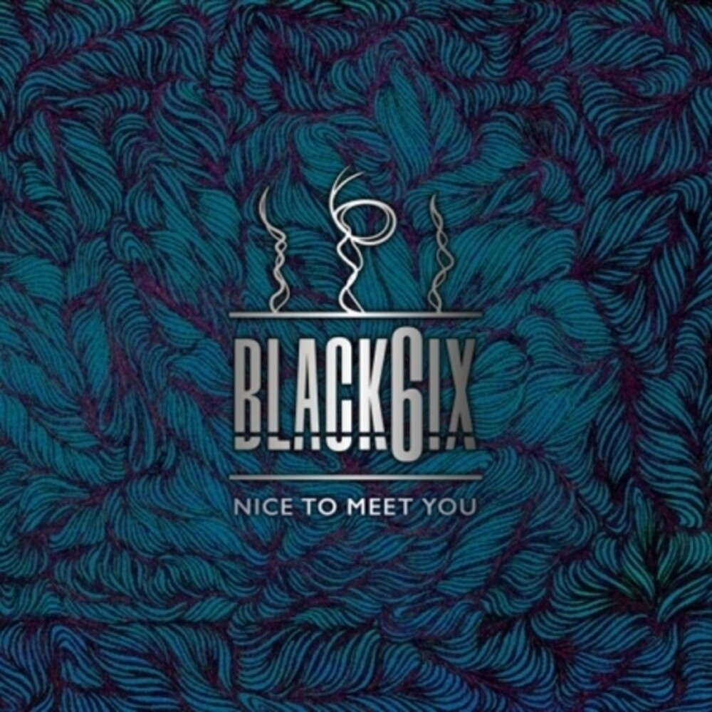 Black6ix - Nice To Meet You [With Booklet] (Phot) (Asia)