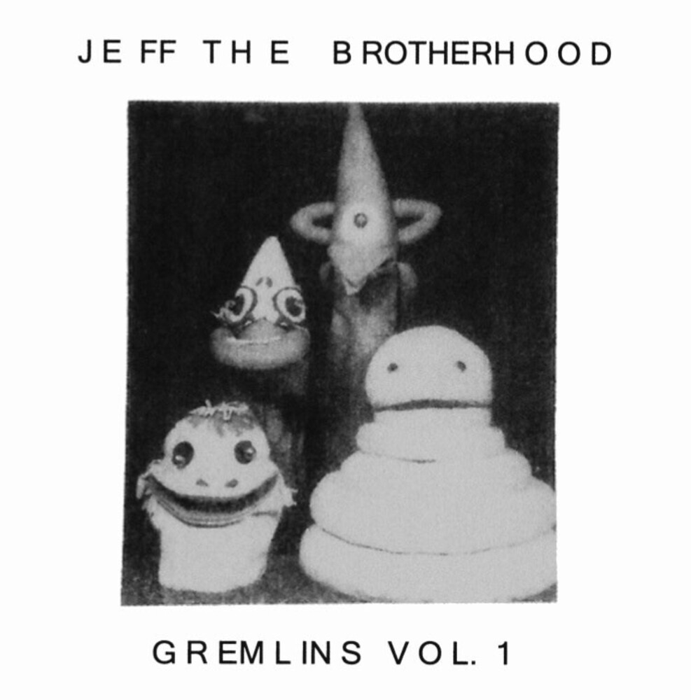 Jeff The Brotherhood - Gremlins Vol. 1 (Wht) [Download Included]