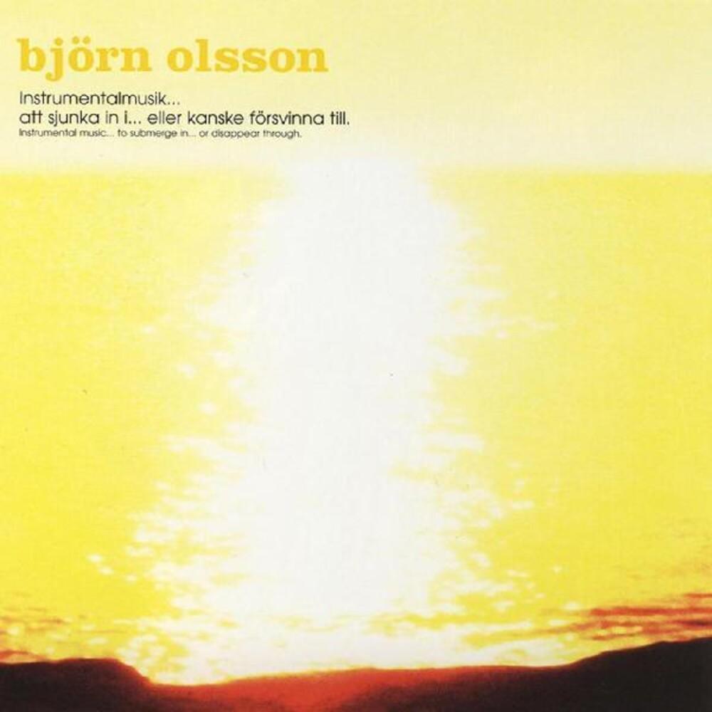 Bjorn Olsson - Instrumentalmusik - Att Sjunka In I... Eller