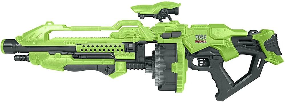 Dart Blasters - World Tech Warrior: Glow in the Dark Prime Motorized Dart Blaster