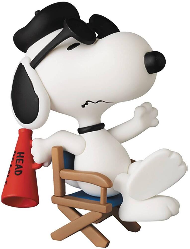 Medicom - Medicom - Peanuts Film Director Snoopy UDF Figure Series 11