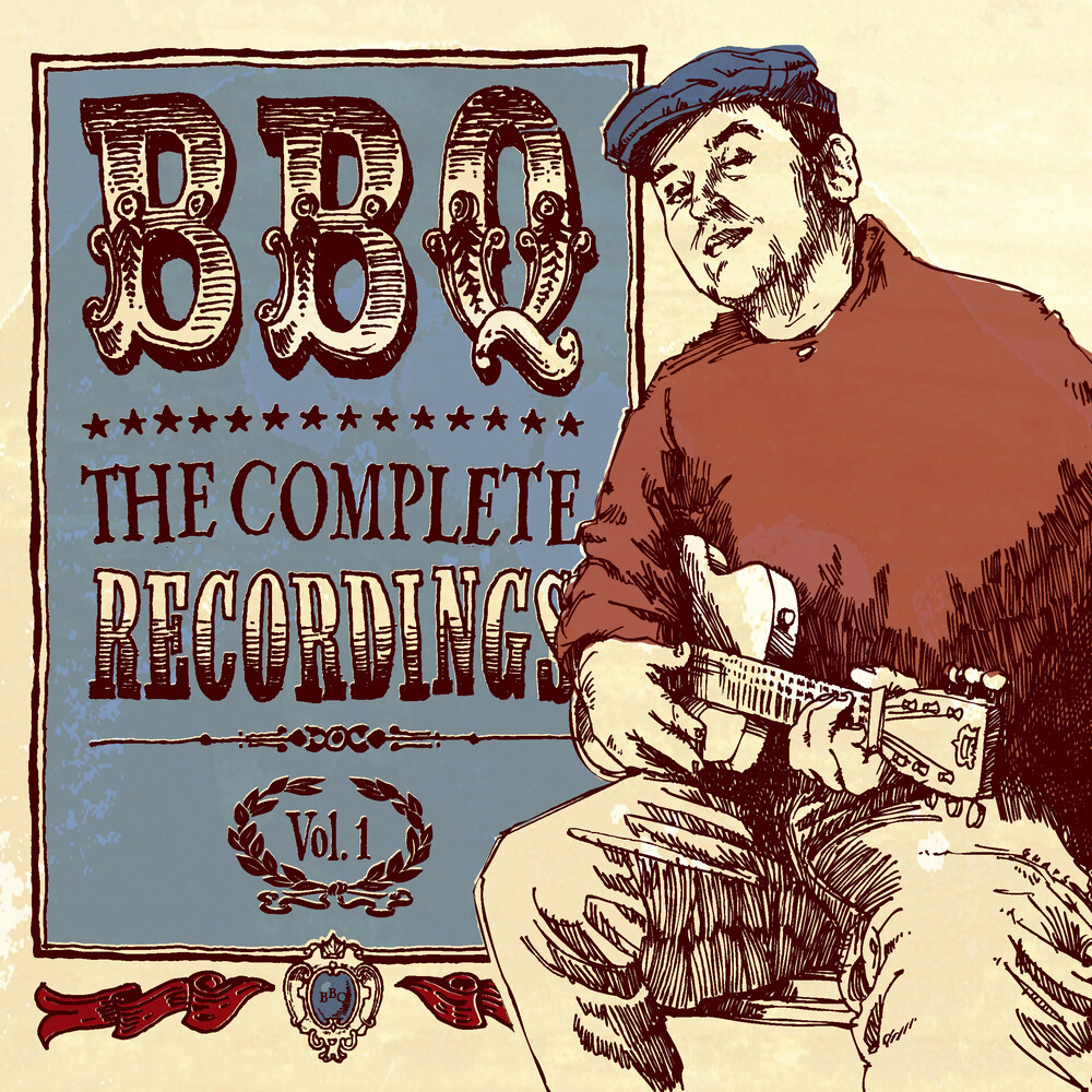 Bbq - Complete Recordings Vol. 1 [180 Gram]