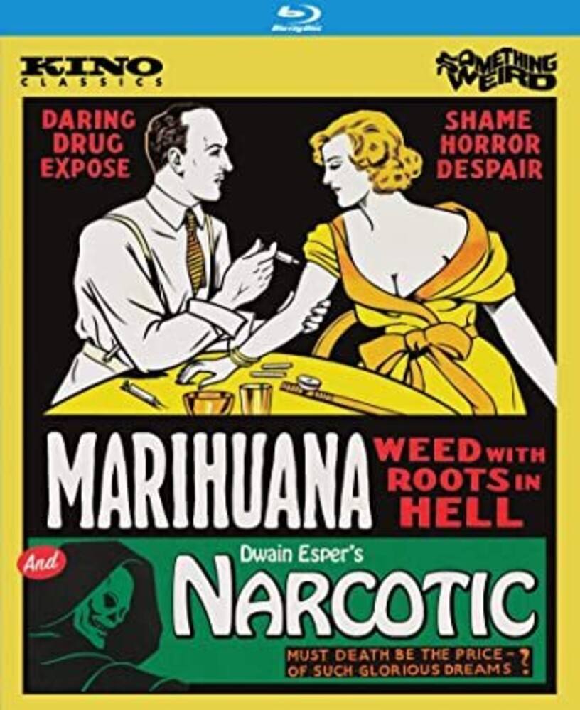 - Marihuana / Narcotic