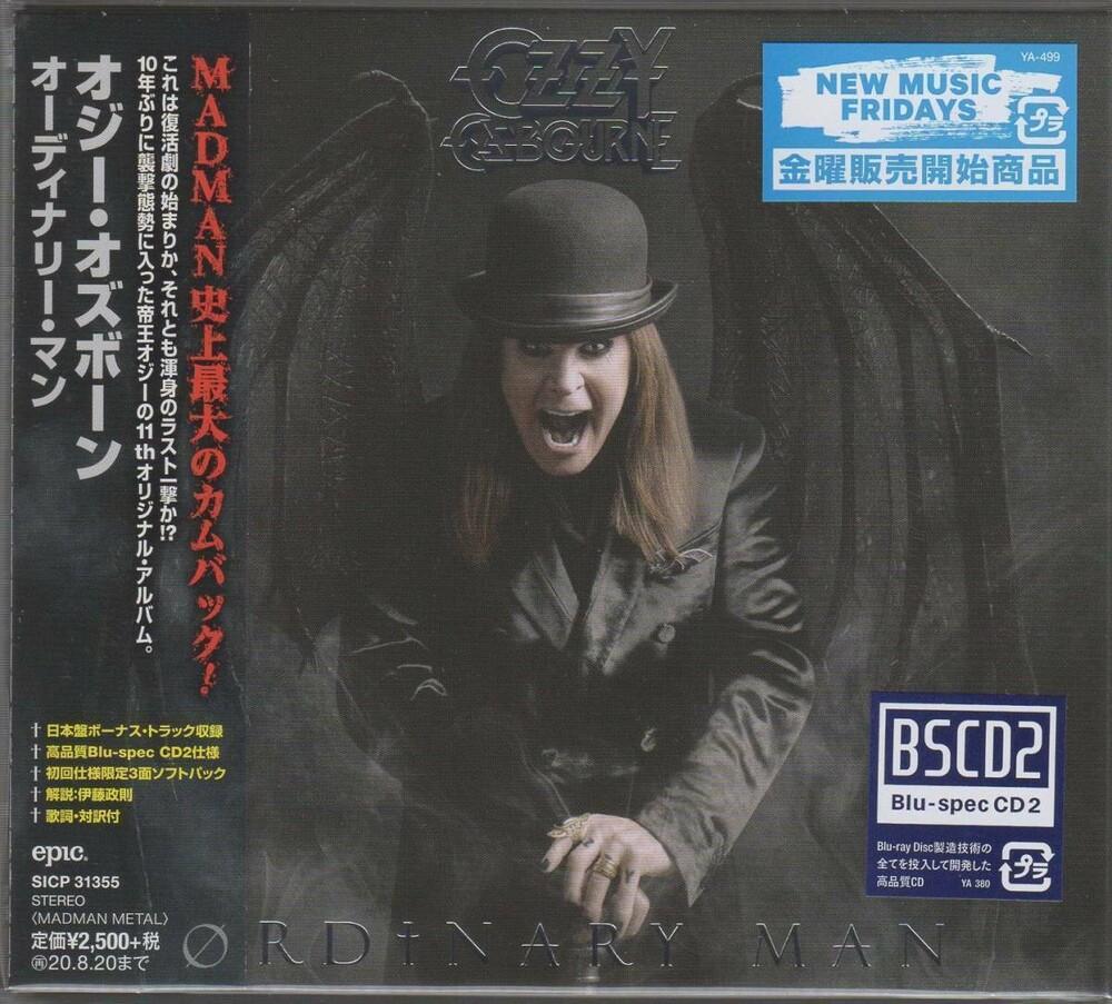 Ozzy Osbourne - Ordinary Man (Blus) (Jpn)