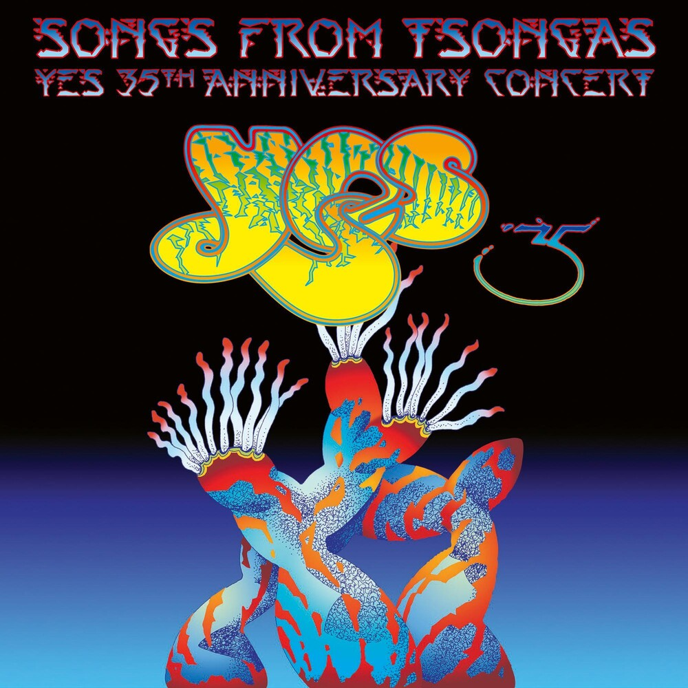 Yes - Songs From Tsongas: 35th Anniversary Concert [Limited Edition 4LP]
