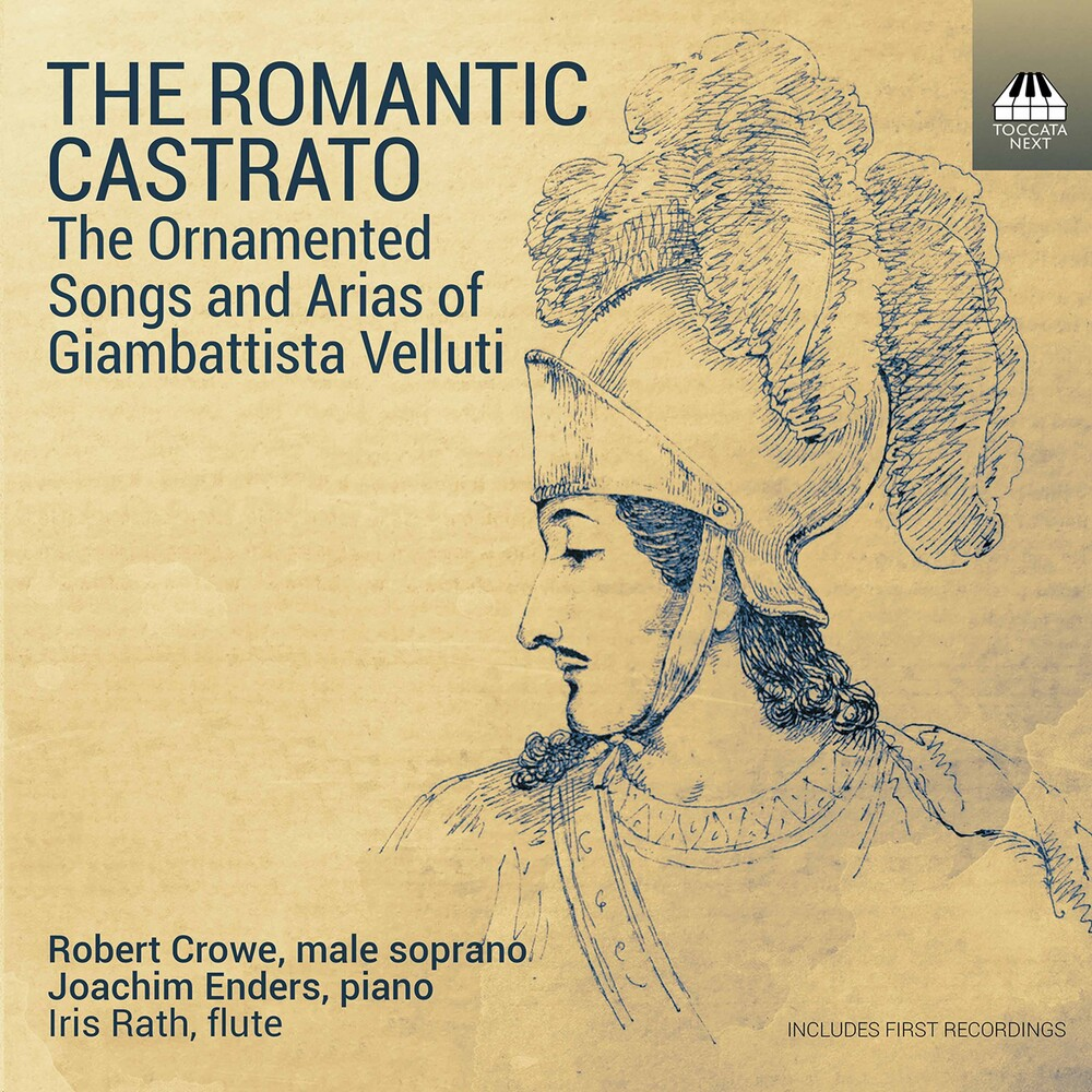 Robert Crowe - Romantic Castrato / Various