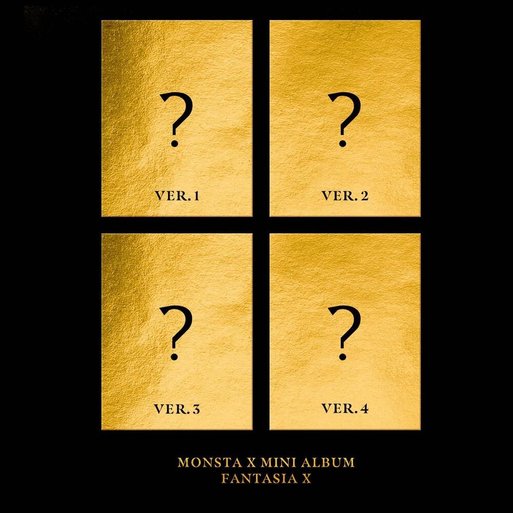 Monsta X - Fantasia X (Random Cover)