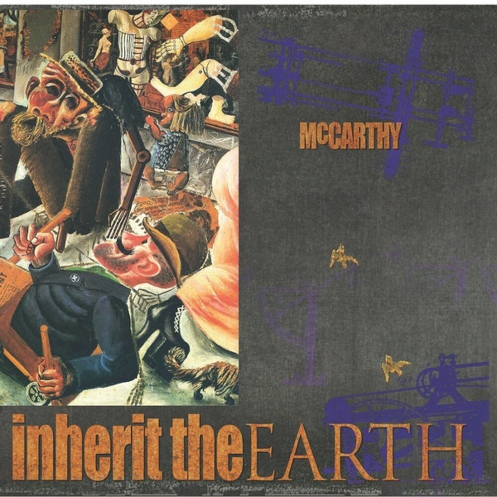 Mccarthy - Enraged Will Inherit The Earth (Wsv)