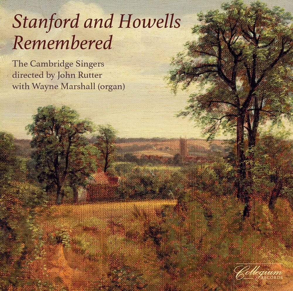 Howells / Rutter / Marshall - Stanford & Howells Remembered (2pk)