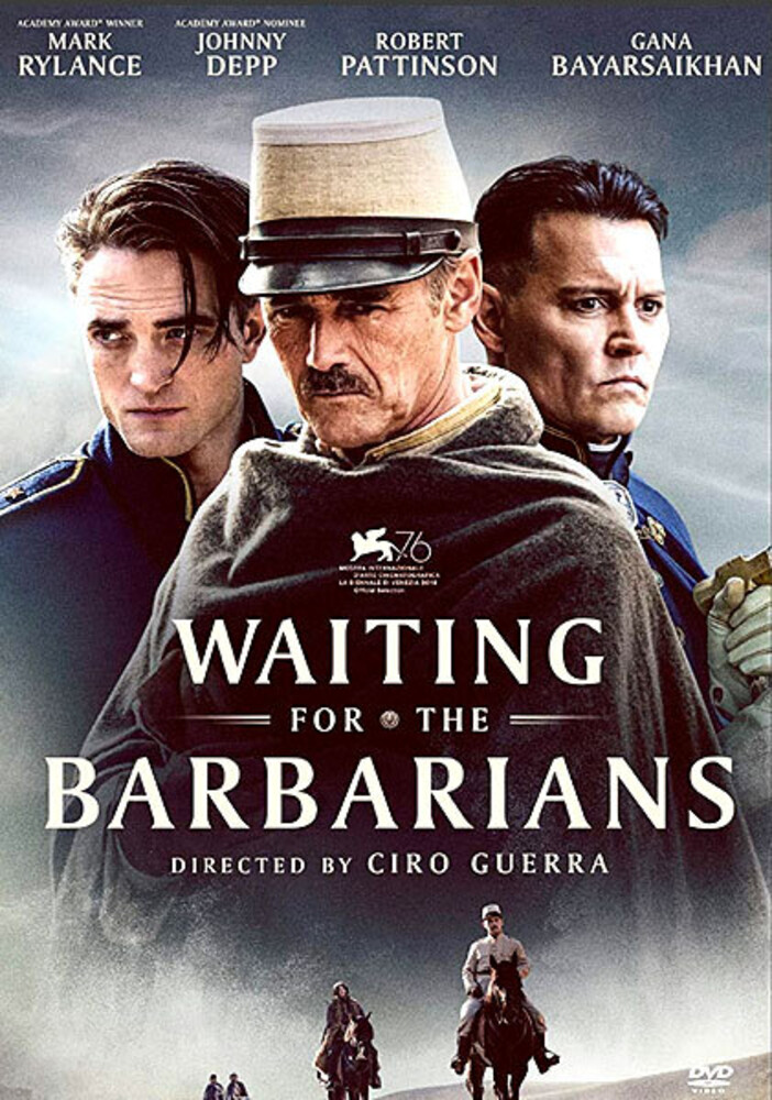 - Waiting For The Barbarians