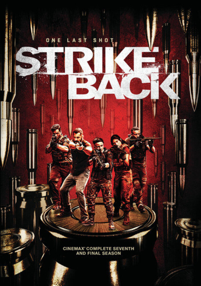 - Strike Back: Season Seven (2pc) / (Mod 2pk)