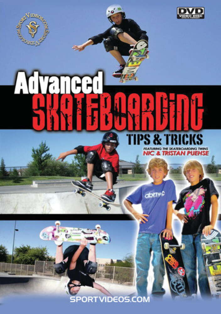 - Advanced Skateboarding: Tips & Tricks / (Mod)