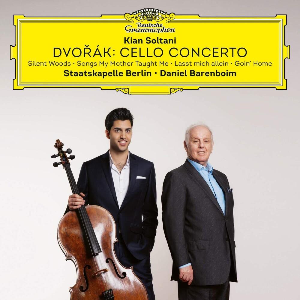 Kian Soltani / Barenboim / Staatskapelle Berlin - Dvorak: Cello Concerto