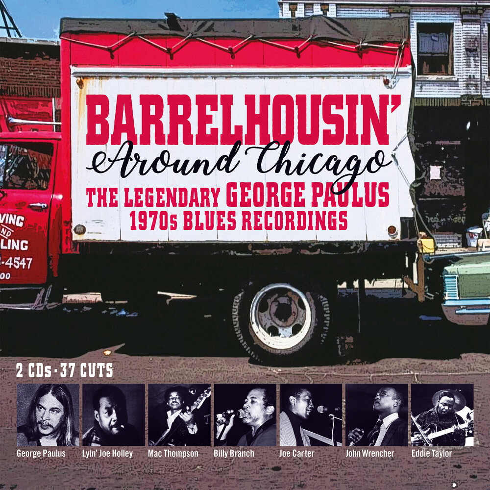 Barrelhousin Around Chicago Legendary / Various - Barrelhousin' Around Chicago: Legendary / Various