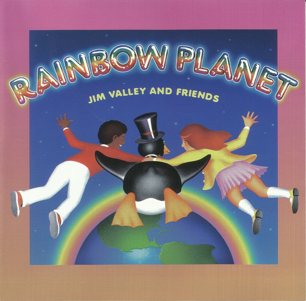 Jim Valley & Friends - Rainbow Planet