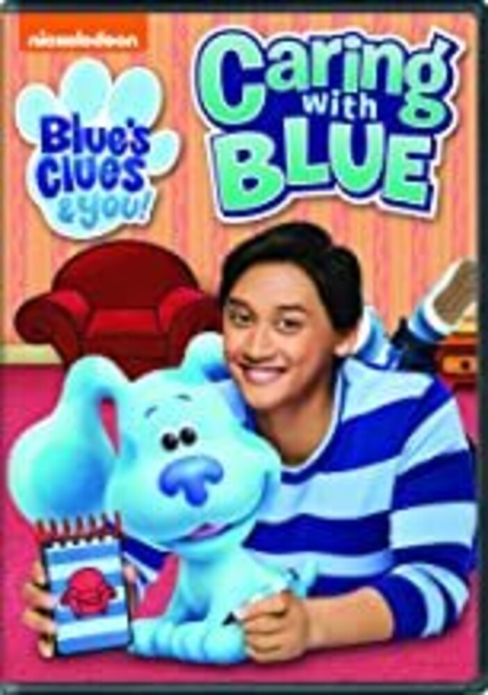 - Blue's Clues And You! Caring With Blue