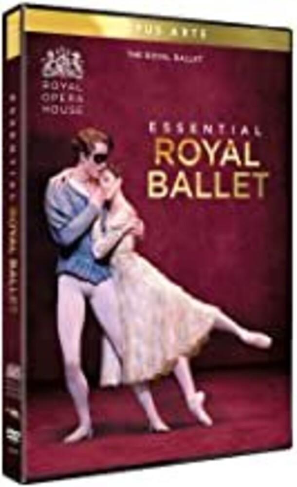 - Essential Royal Ballet / Various (4pc) / (Box 4pk)