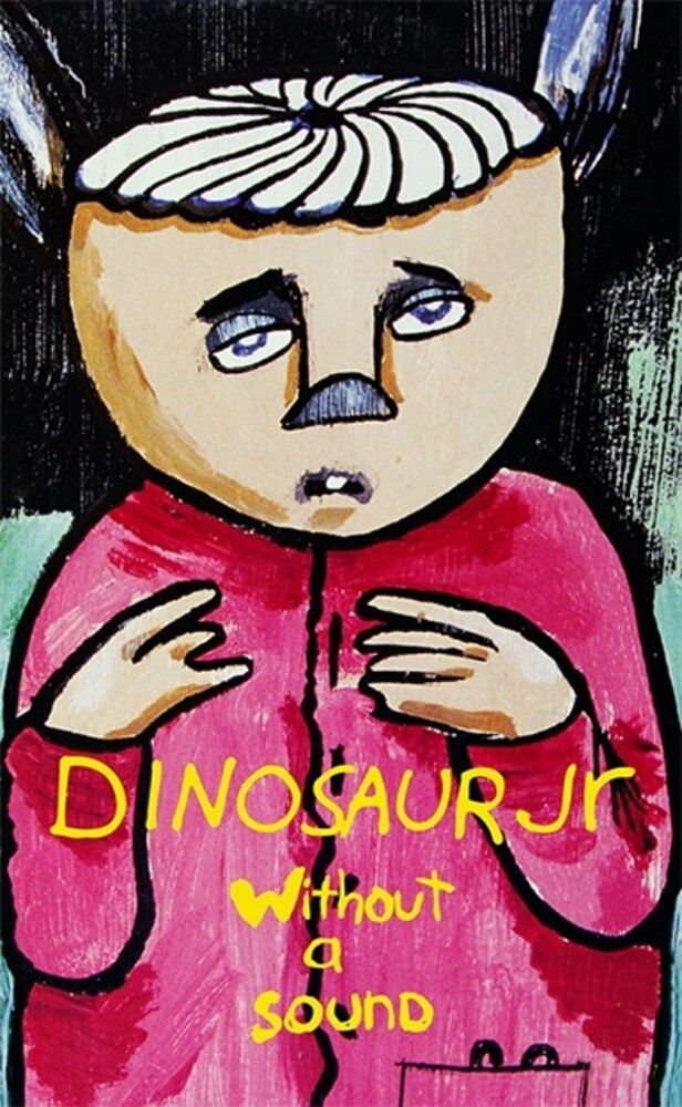 Dinosaur Jr. - Without A Sound [Cassette]