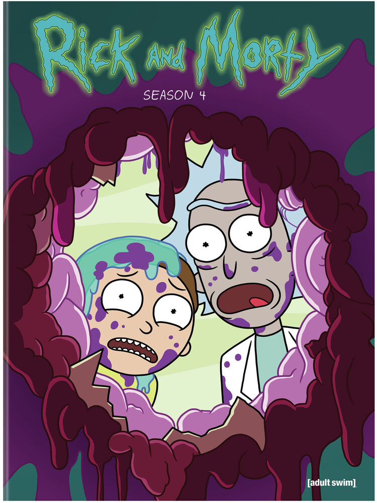 Rick And Morty [TV Series] - Rick And Morty: The Complete Fourth Season