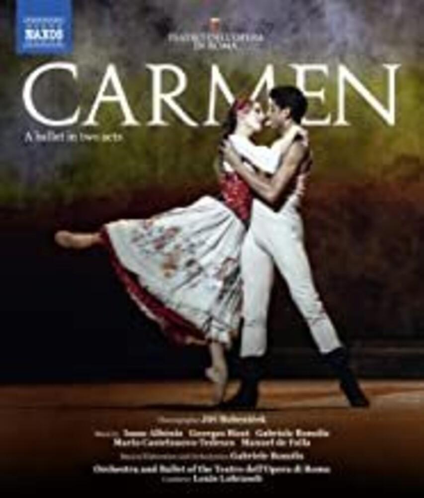 - Carmen (Ballet)