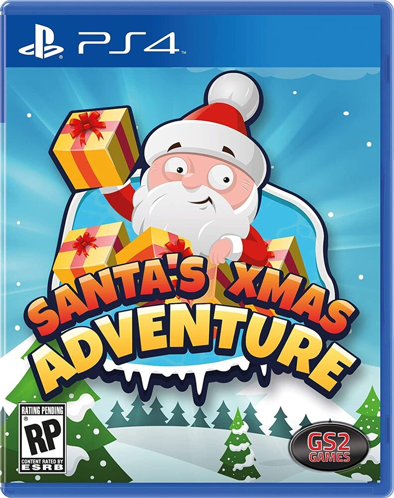 Ps4 Santa's Xmas Adventure Complete Ed - Santa's XMAS Adventure - Complete Edition for PlayStation 4