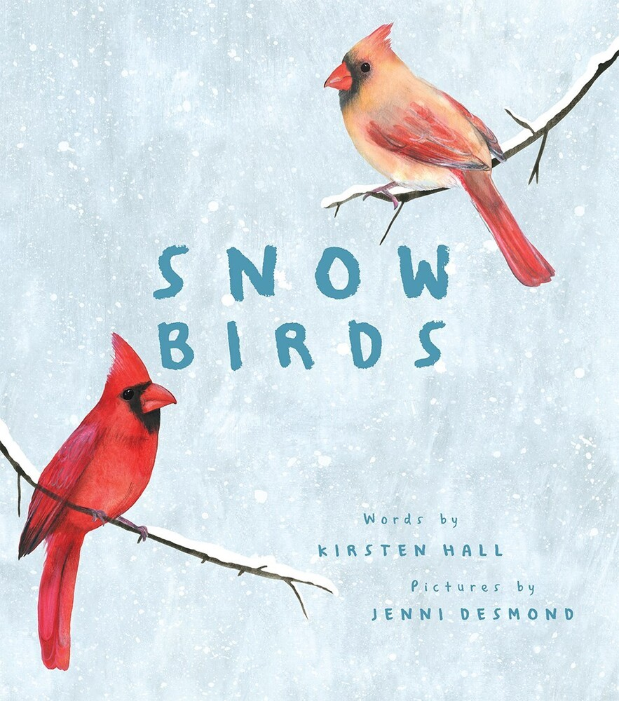 Hall, Kirsten - Snow Birds