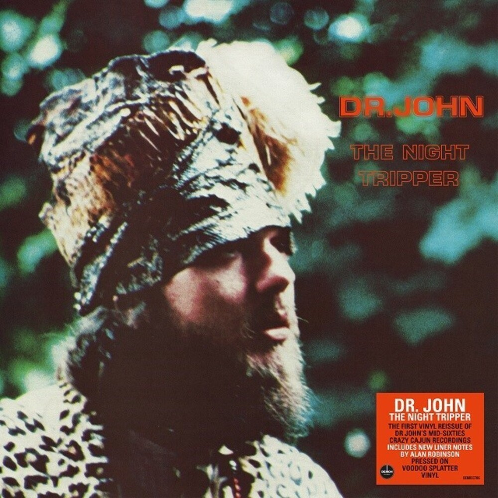 Dr. John - Night Tripper [140-Gram 'Voodoo Splatter' Vinyl]