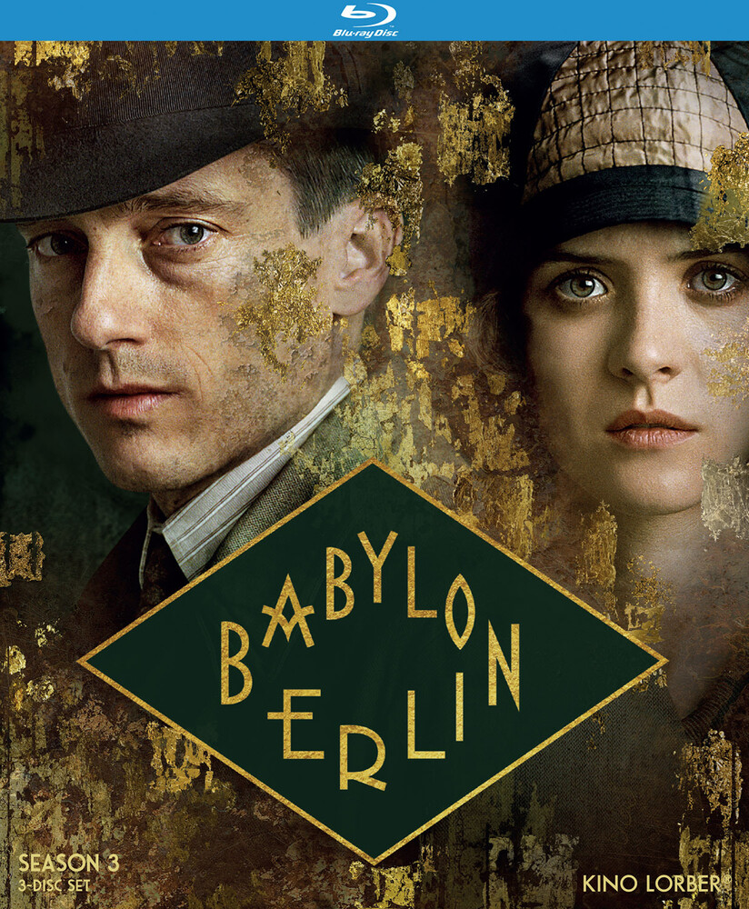 Babylon Berlin Season 3 (2020) - Babylon Berlin Season 3 (2020) (3pc) / (3pk)