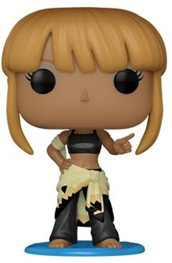 - FUNKO POP! ROCKS: TLC- T-Boz (Styles May Vary)