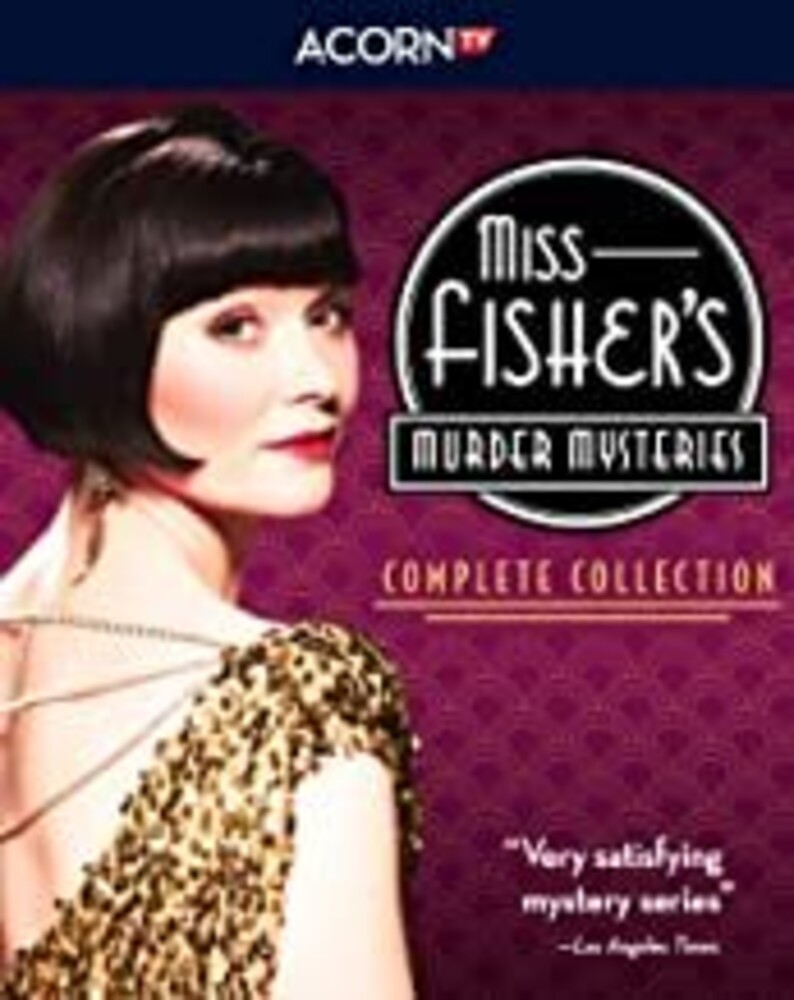 Miss Fisher's Murder Mysteries: Complete Collectio - Miss Fisher's Murder Mysteries: Complete Collectio
