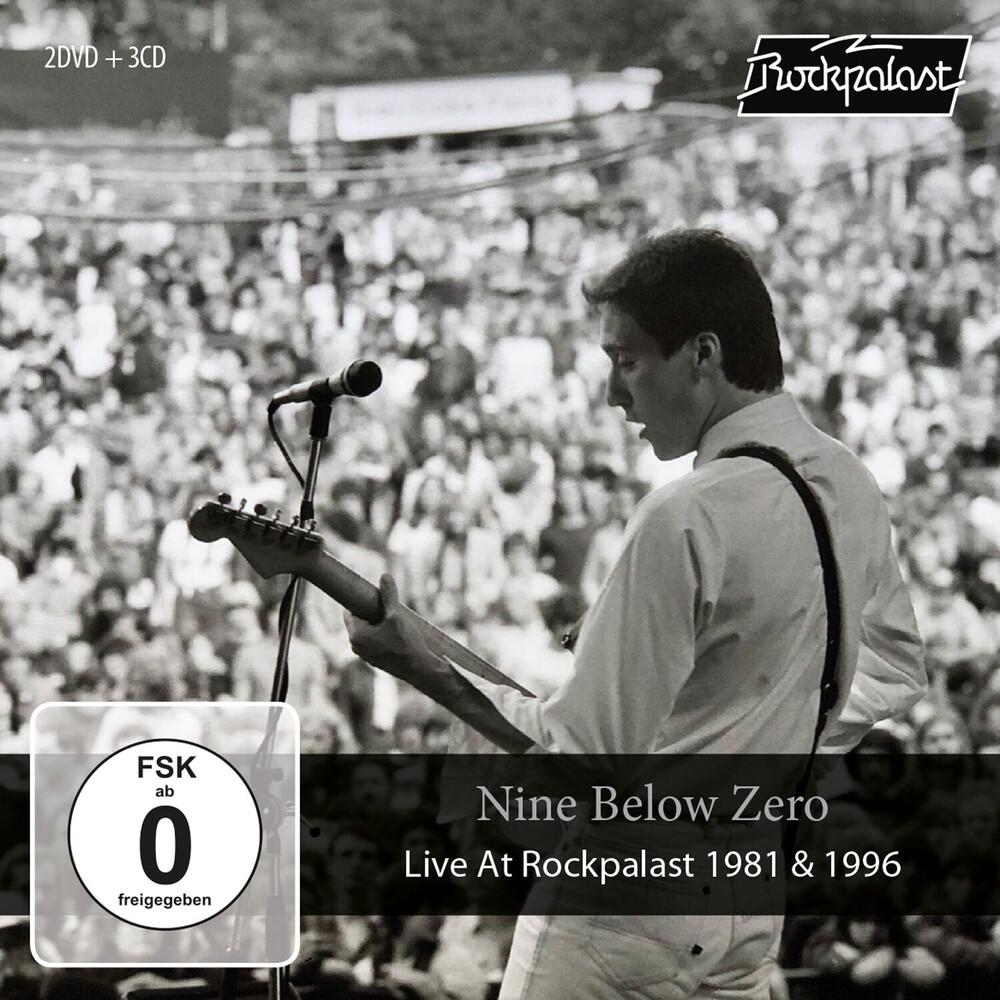 NINE BELOW ZERO - Live At Rockpalast 1981 & 1996