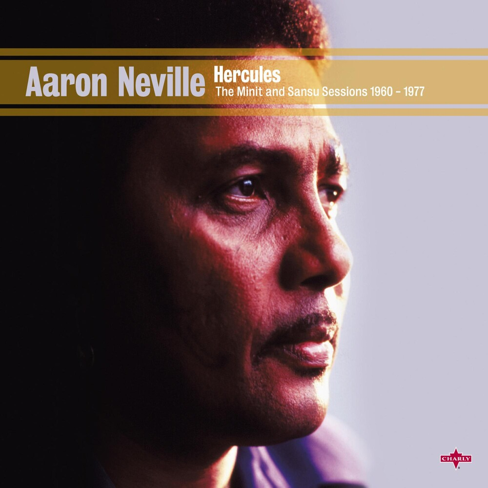 Aaron Neville - The Minit & Sansu Sessions 1960-1977