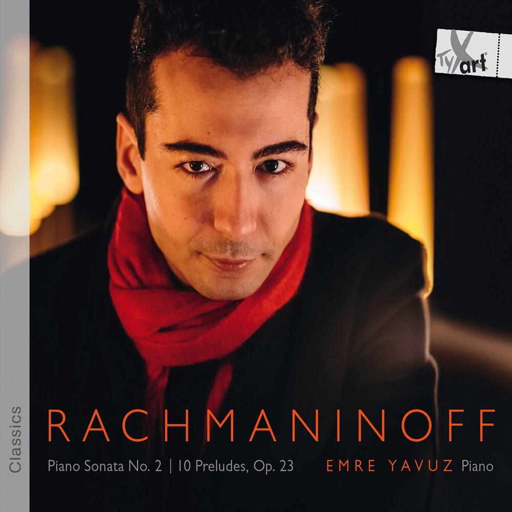 Rachmaninoff - Piano Sonata 2
