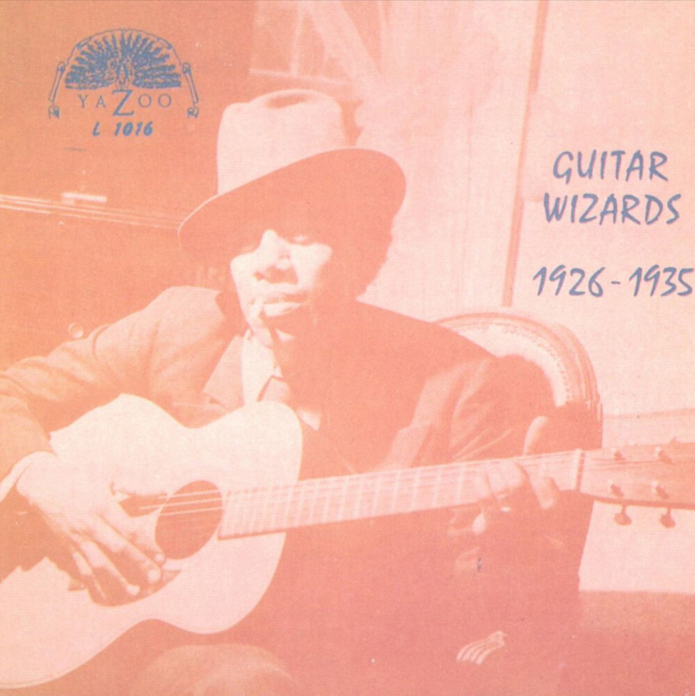 Guitar Wizards 1926-1935 / Various - Guitar Wizards 1926-1935 / Various