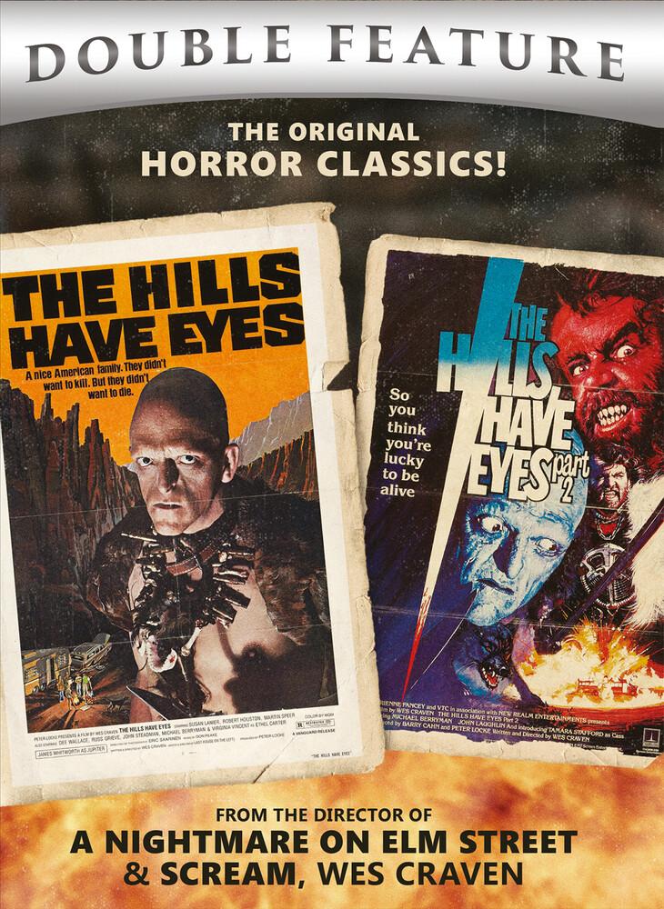 - Hills Have Eyes & Hills Have Eyes Part 2