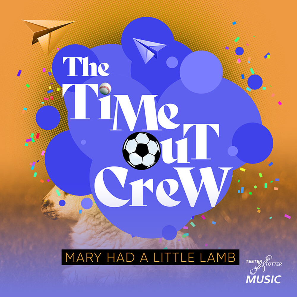 Time-Out Crew - Mary Had A Little Lamb (Ep) (Mod)
