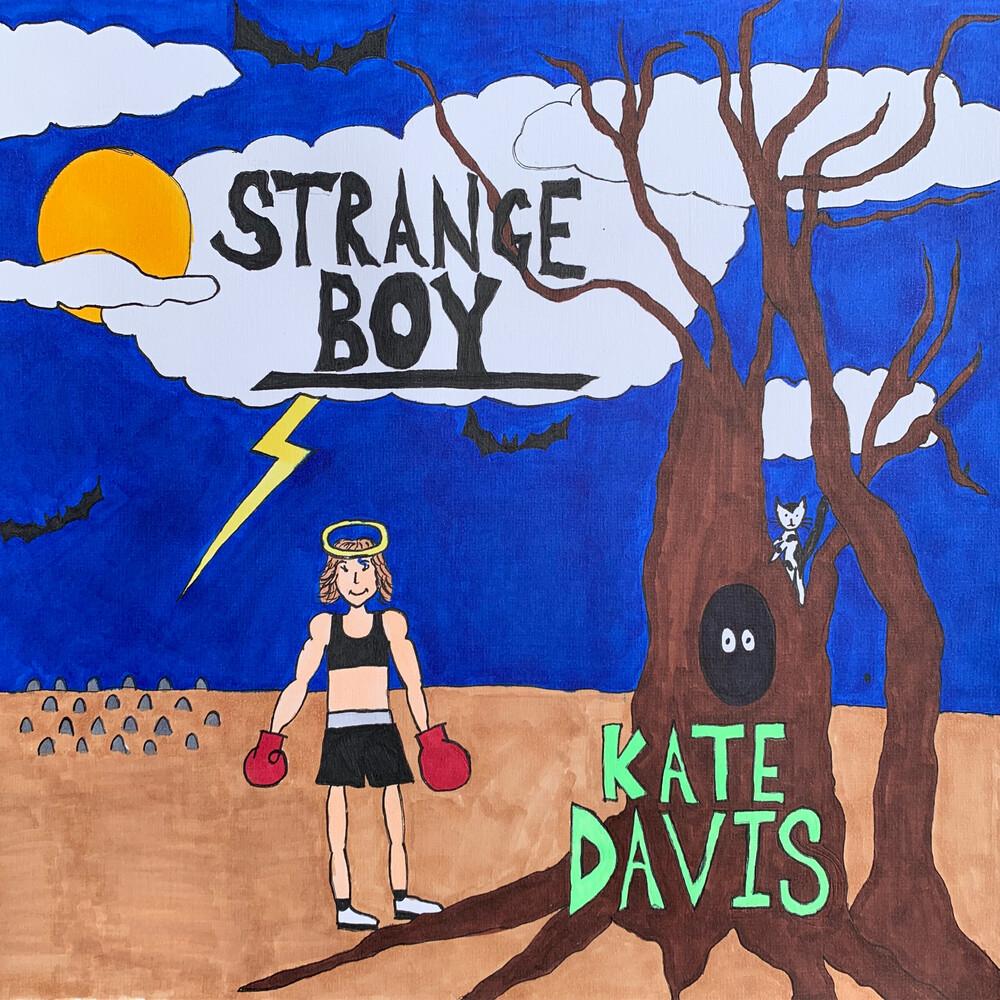 Kate Davis - Strange Boy [Blue LP]