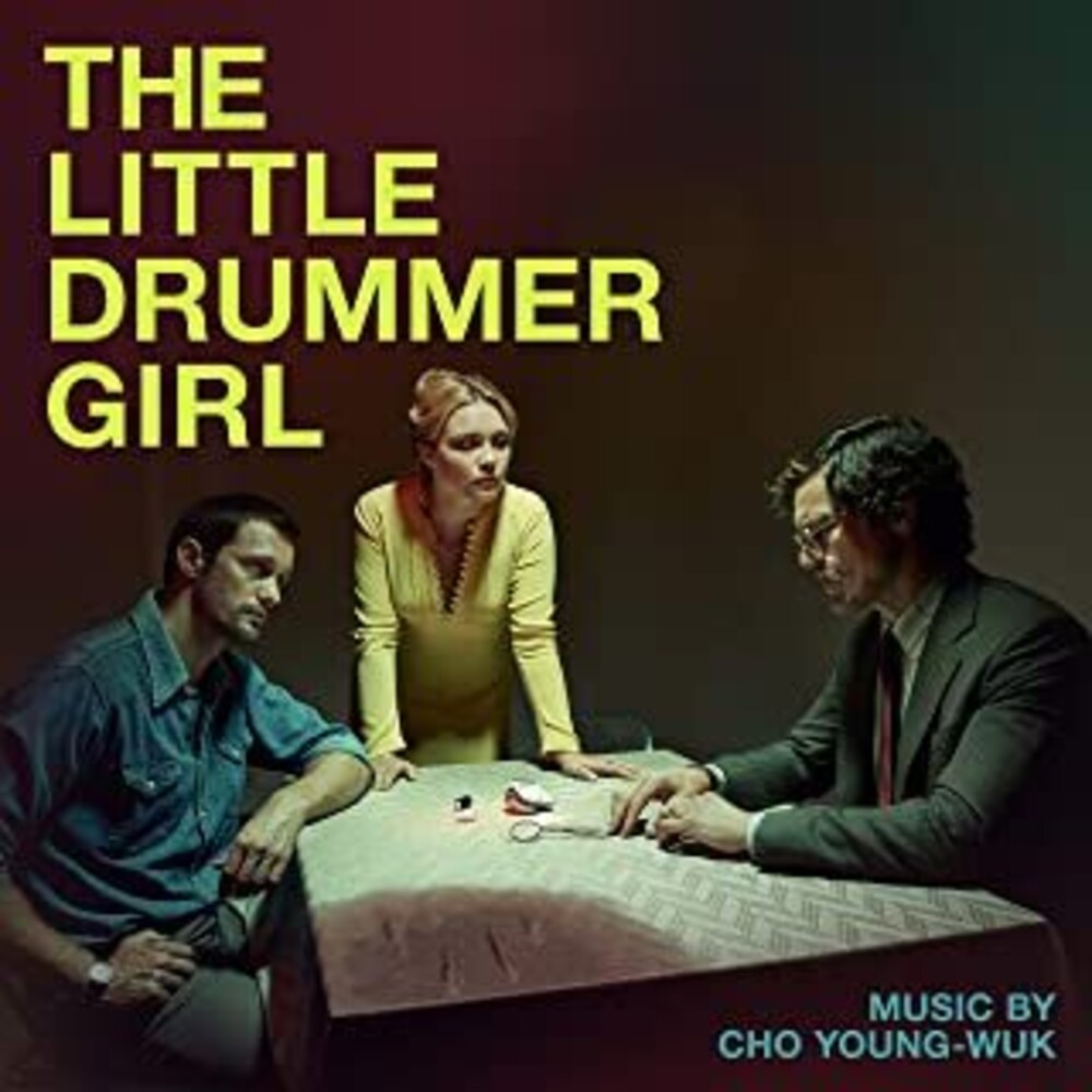Young-Cho Wuk Uk - Little Drummer Girl - Original TV Soundtrack