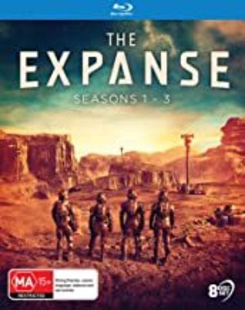 Expanse: Seasons 1-3 - Expanse: Seasons 1-3 (8pc) / (Box Aus)