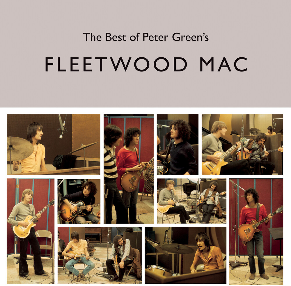 Fleetwood Mac - The Best Of Peter Green's Fleetwood Mac [2LP]