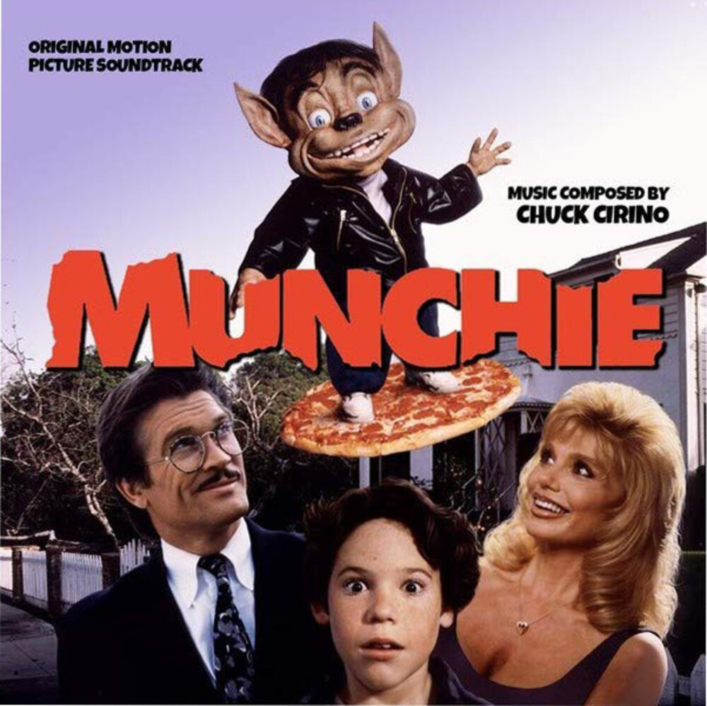Chuck Cirino Ita - Munchie (Original Motion Picture Soundtrack)