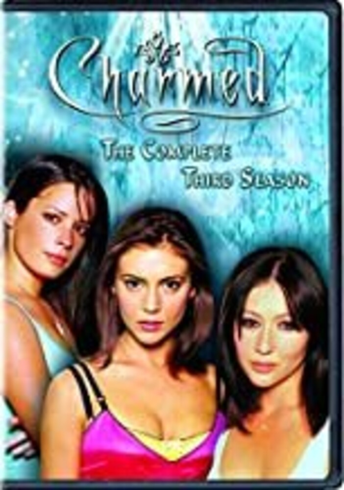 Charmed: Complete Third Season - Charmed: Complete Third Season (6pc) / (Box Full)
