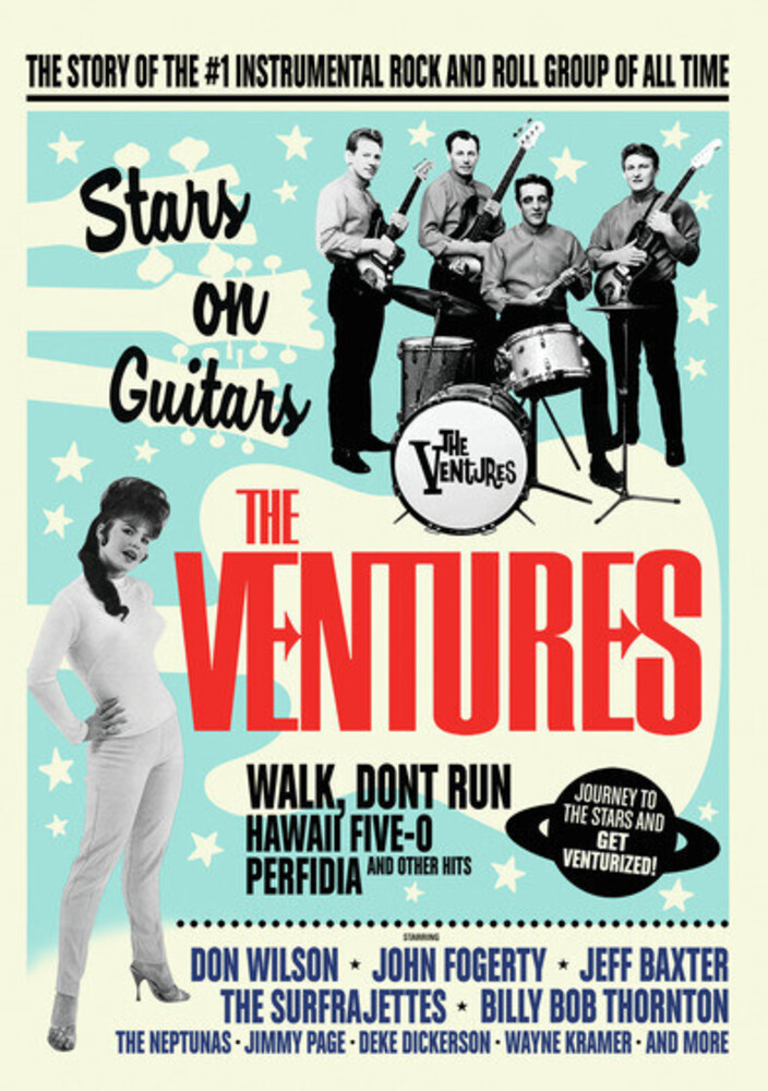Ventures: Stars on Guitars - The Ventures: Stars On Guitars